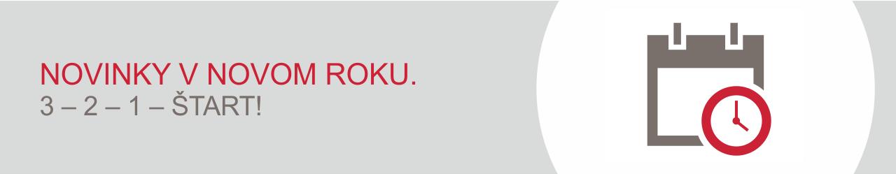 Blog_banner_NOVINKY V NOVOM ROKU. 3 – 2 – 1 – ŠTART!