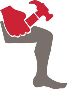 robiť na kolene hm sluzby